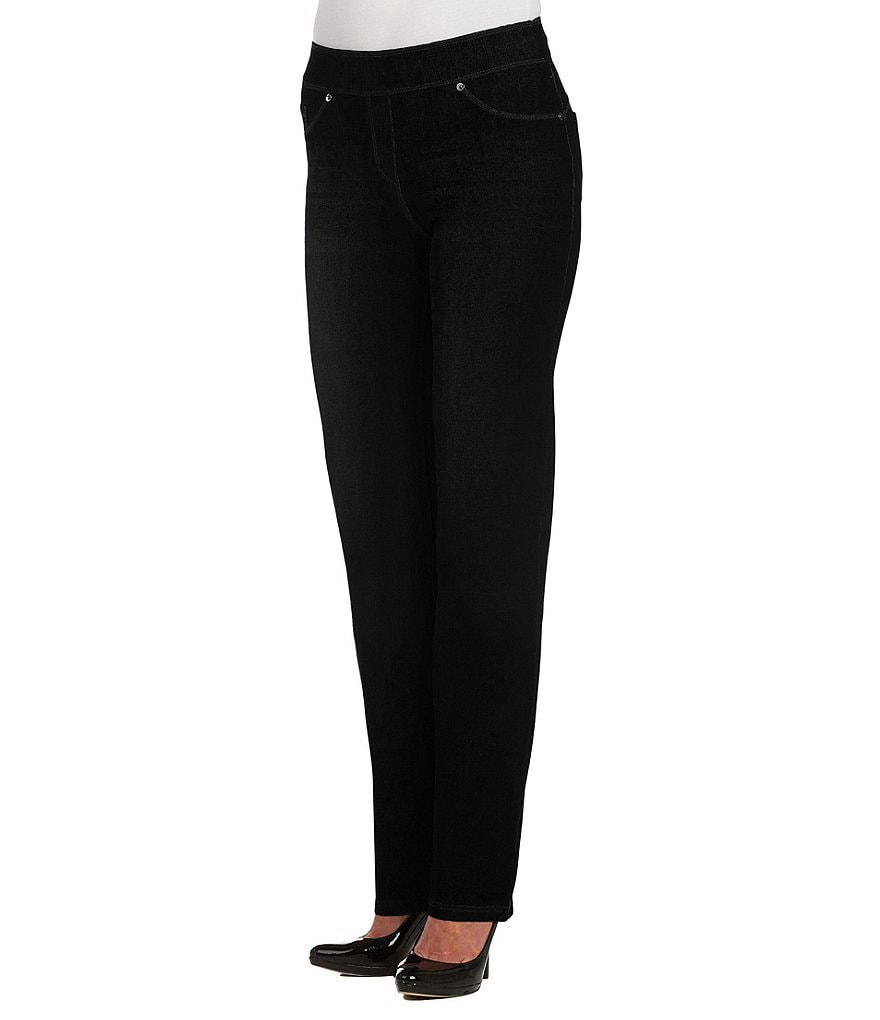 Nygard SLIMS Luxe Denim Slim Fit Straight Leg Pants