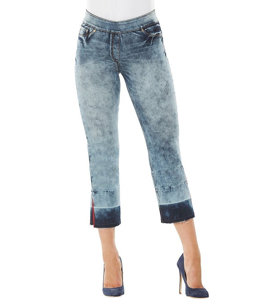 Nygard Slims Petite Luxe Denim Skinny Ankle Jeans