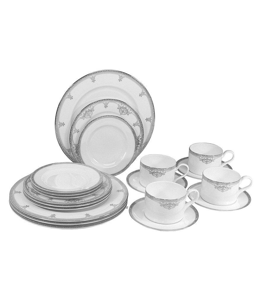 Oneida Michelangelo 20-Piece Dinnerware Set  sc 1 st  Dillardu0027s & Oneida Michelangelo 20-Piece Dinnerware Set | Dillards