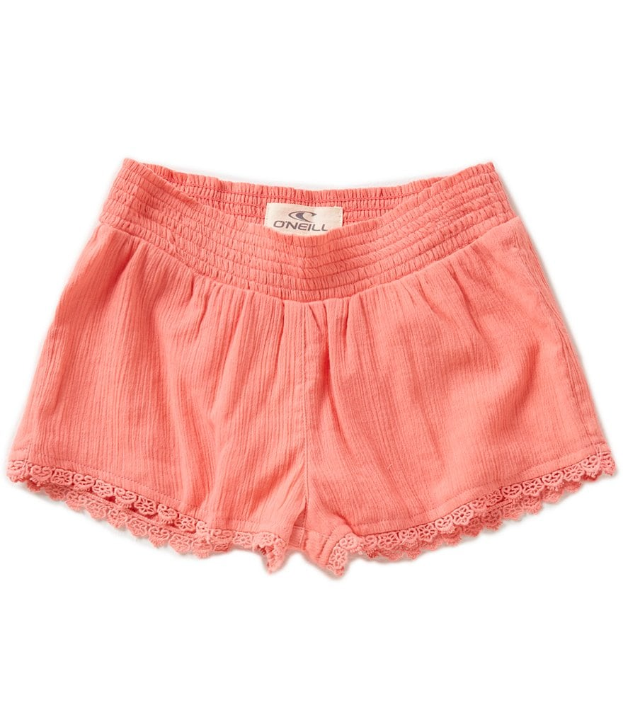 O´Neill Big Girls 7-16 Margeaux Gauze Shorts