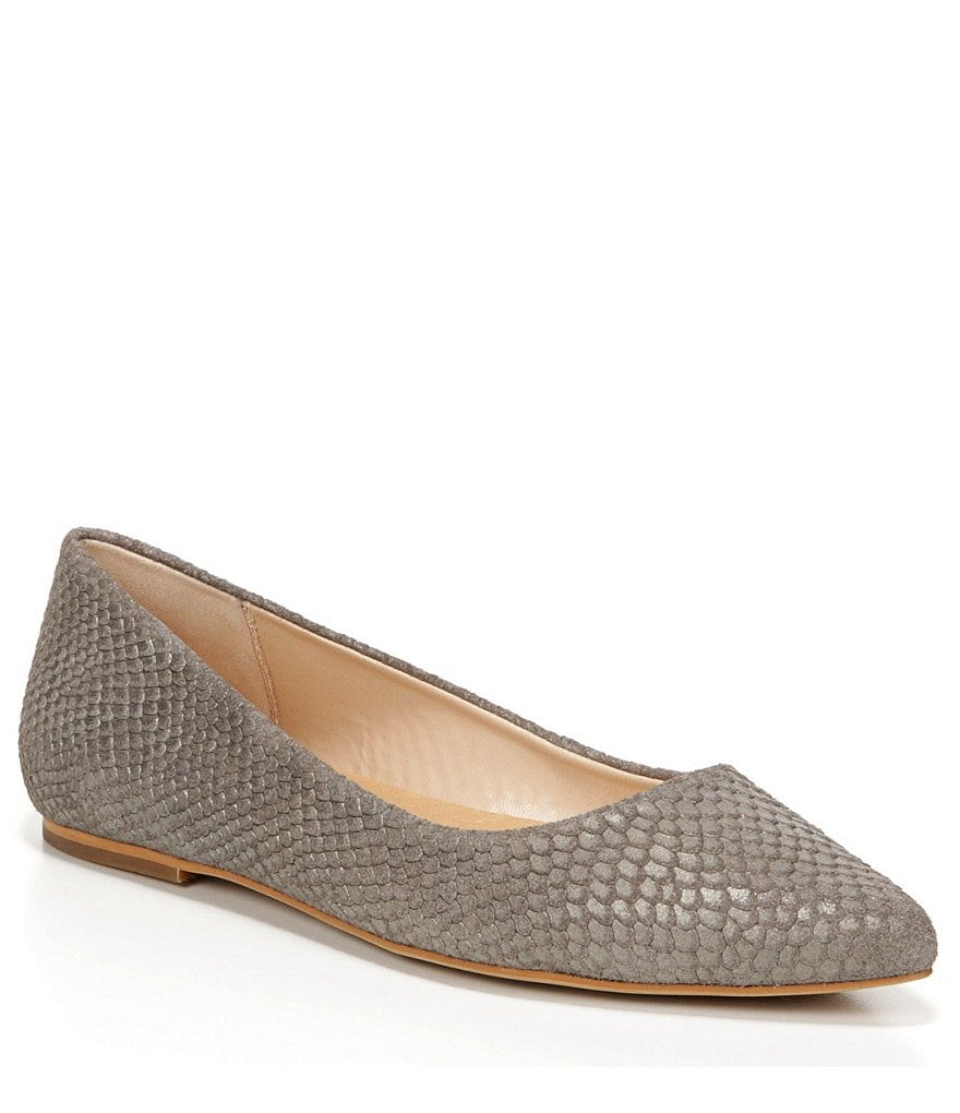 Original Collection by Dr. Scholl's Kimber Snake Embossed Flats