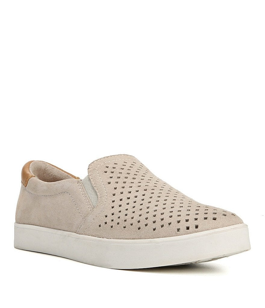 Original Collection by Dr. Scholl's Scout Slip-On Perforated Suede Sneakers