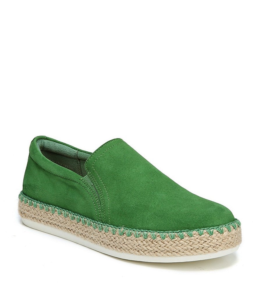 Original Collection by Dr. Scholl's Sunnie Suede Espadrilles