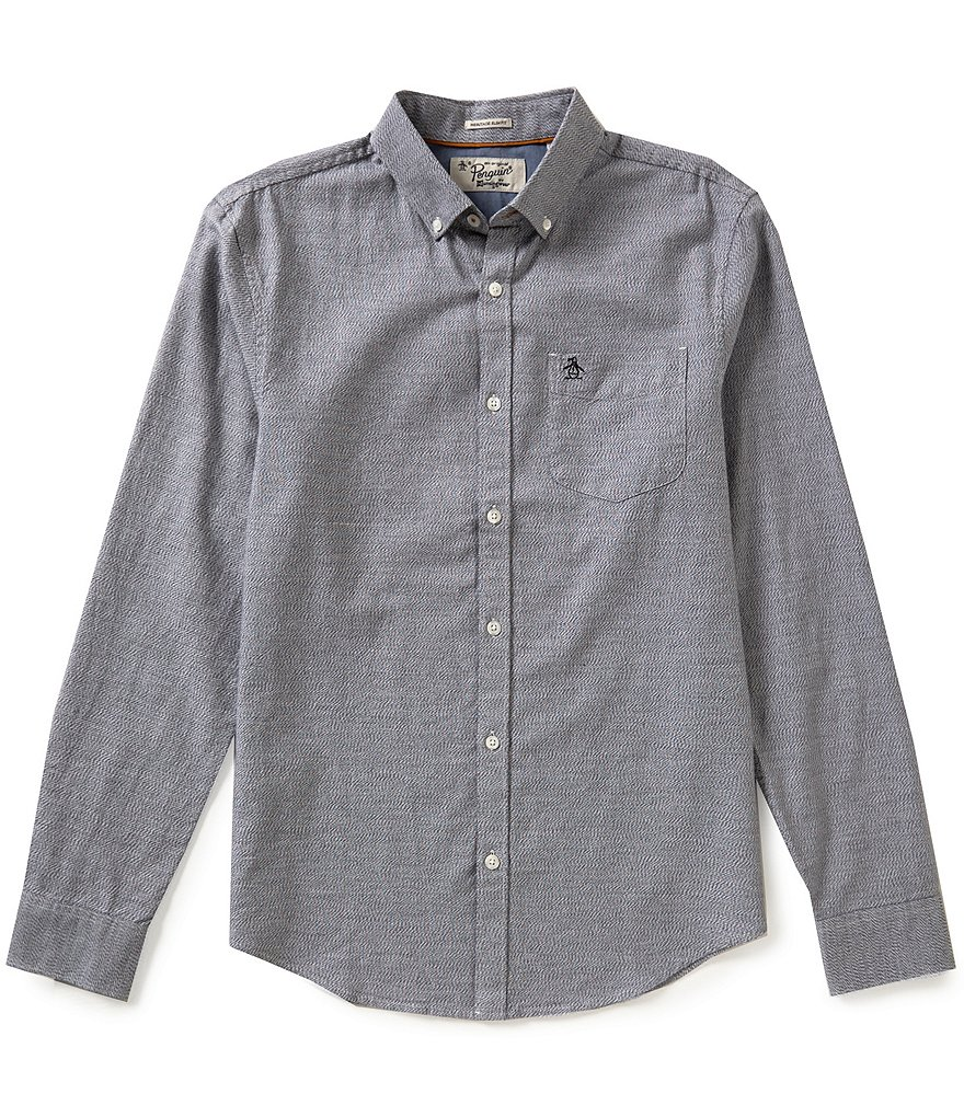 Original Penguin Jasper Oxford Shirt