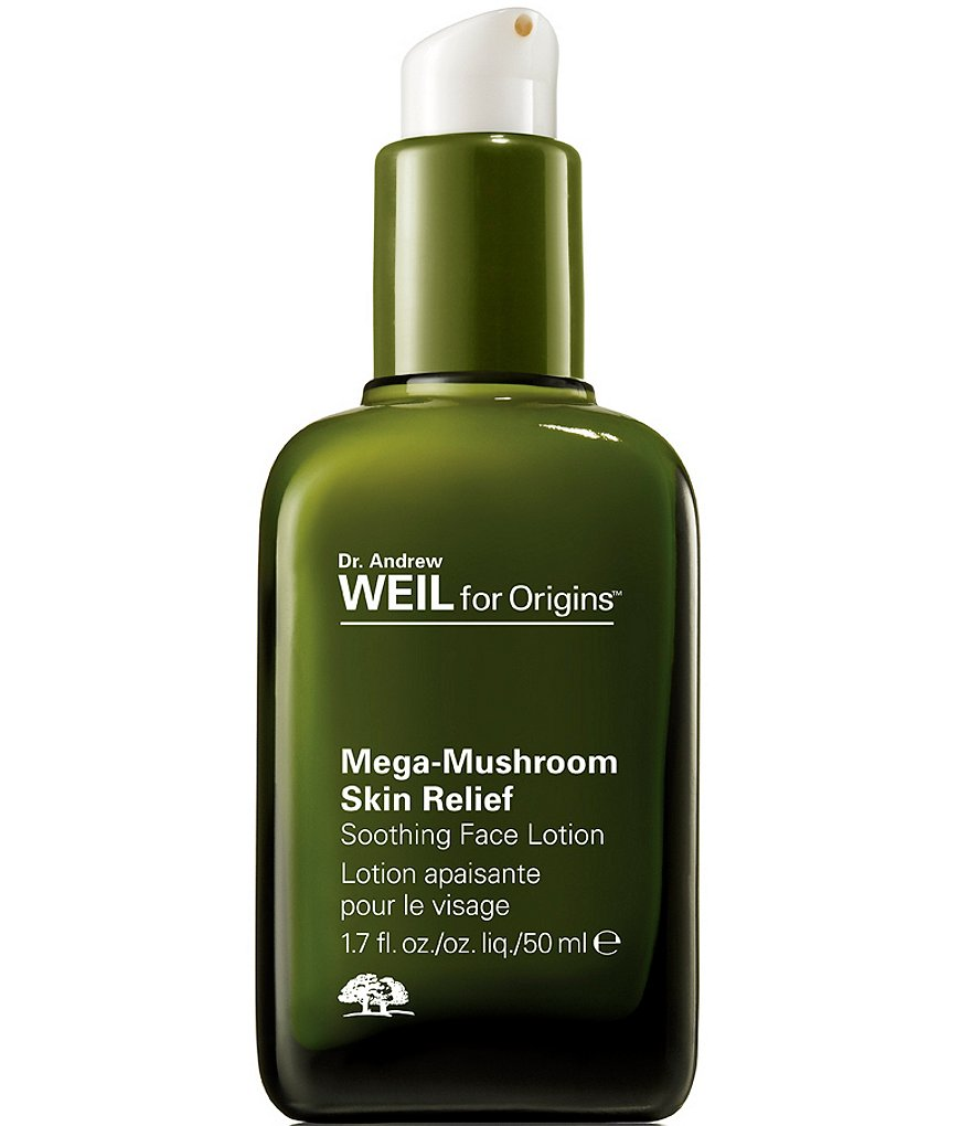 Origins Dr. Andrew Weil for Origins Mega-Mushroom Skin Relief Soothing Face Lotion