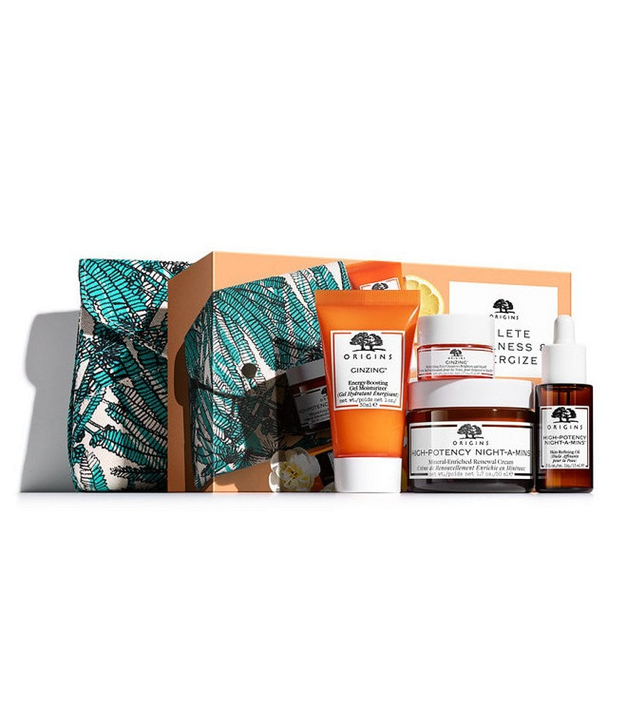 Origins High Potency Night-A-Mins™ Delete Dullness & Energize Winter Set