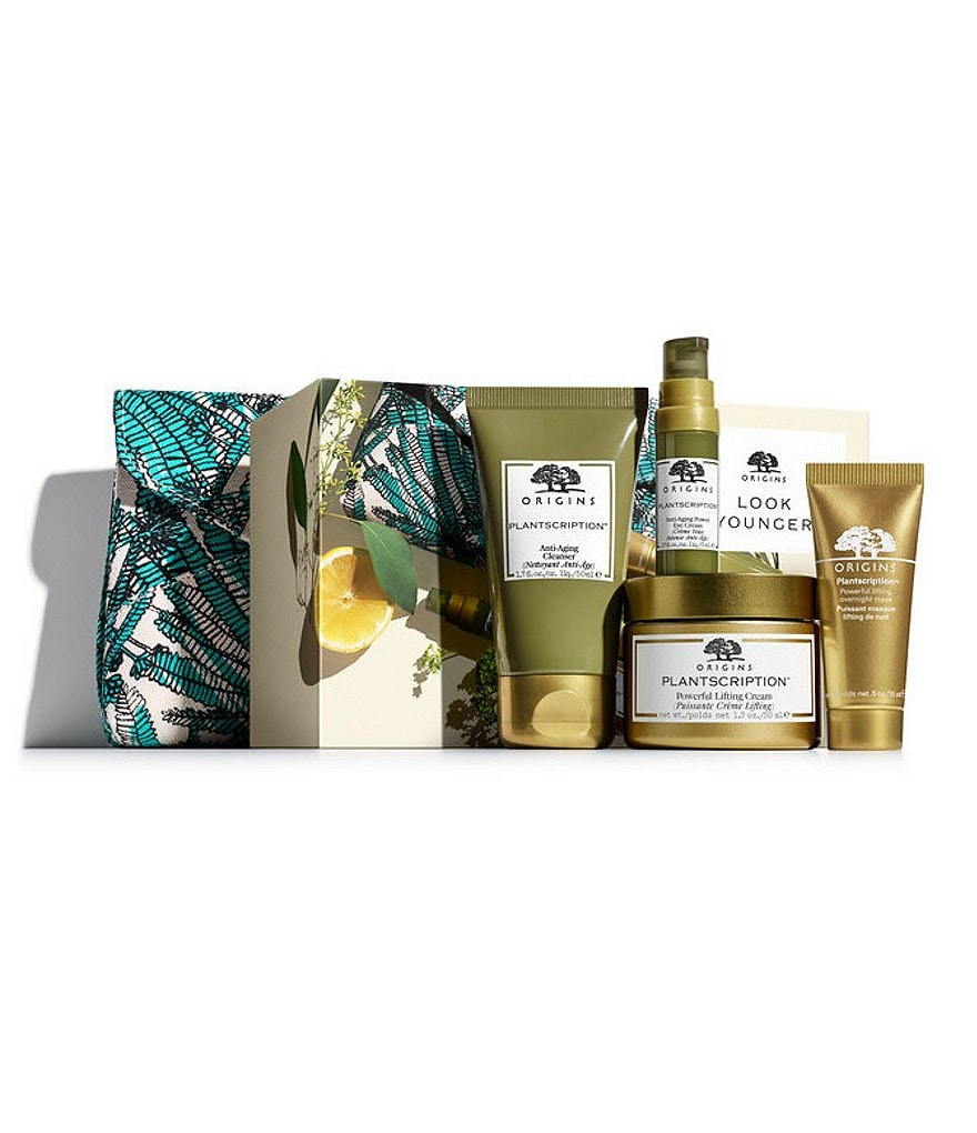 Origins Plantscription™ Look Younger Winter Skincare Set