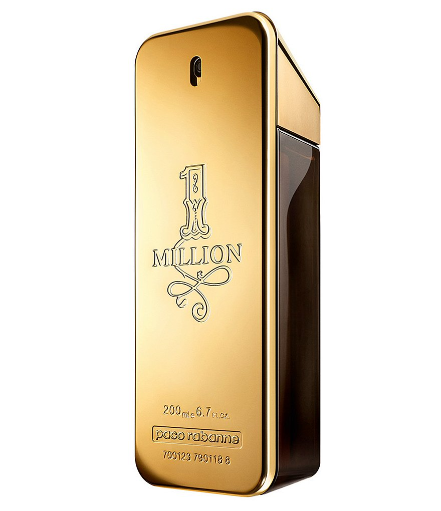 perfume 1 million de paco rabanne