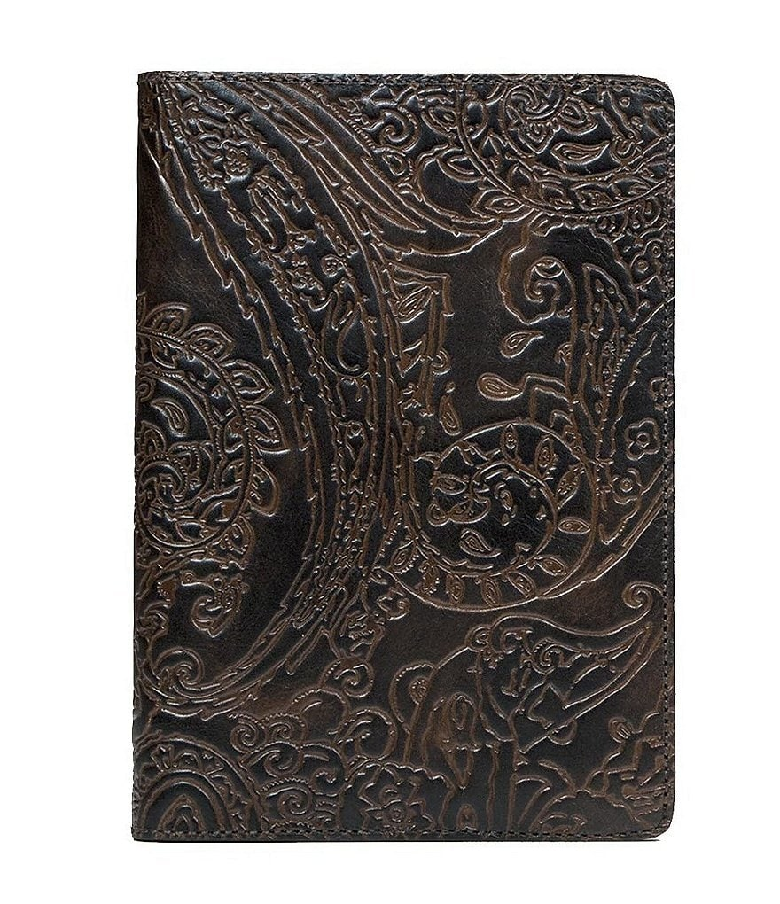 Patricia Nash Burnished Tooled Lace Collection Vinci Journal