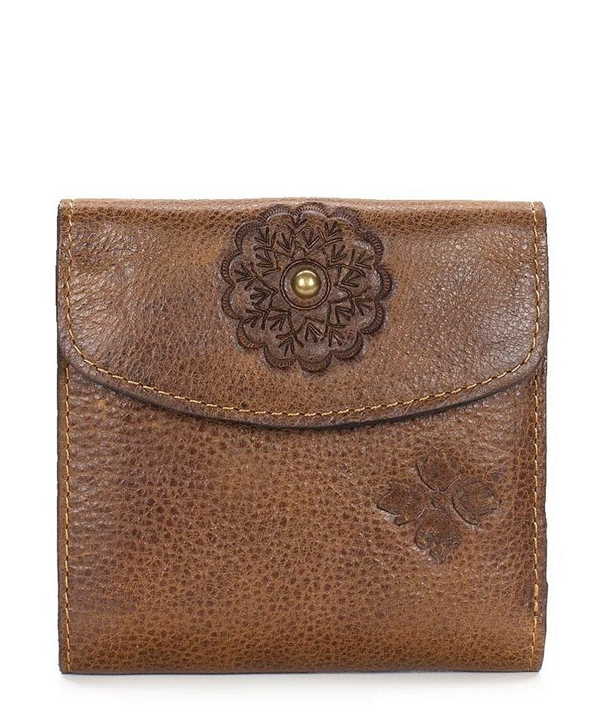 Patricia Nash Distressed Vintage Collection Reiti Wallet