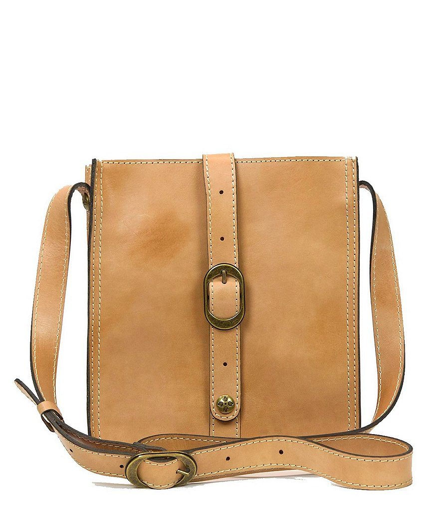 Patricia Nash Oil Rubbed Venezia Cross-Body Bag