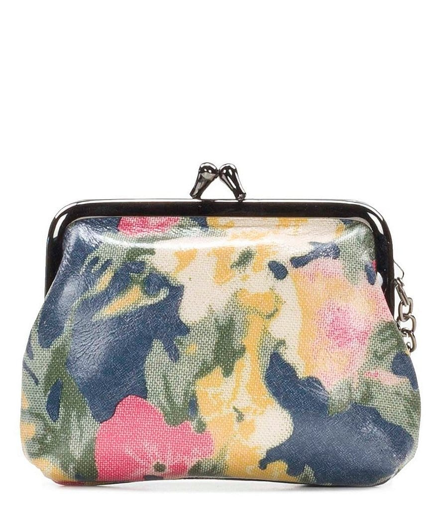 Patricia Nash Secret Garden Collection Borse Coin Case