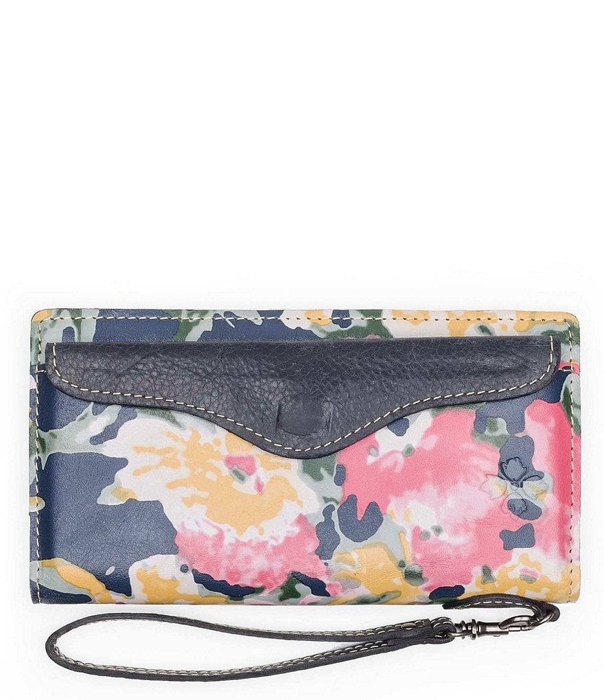Patricia Nash Secret Garden Collection Valentia Wristlet