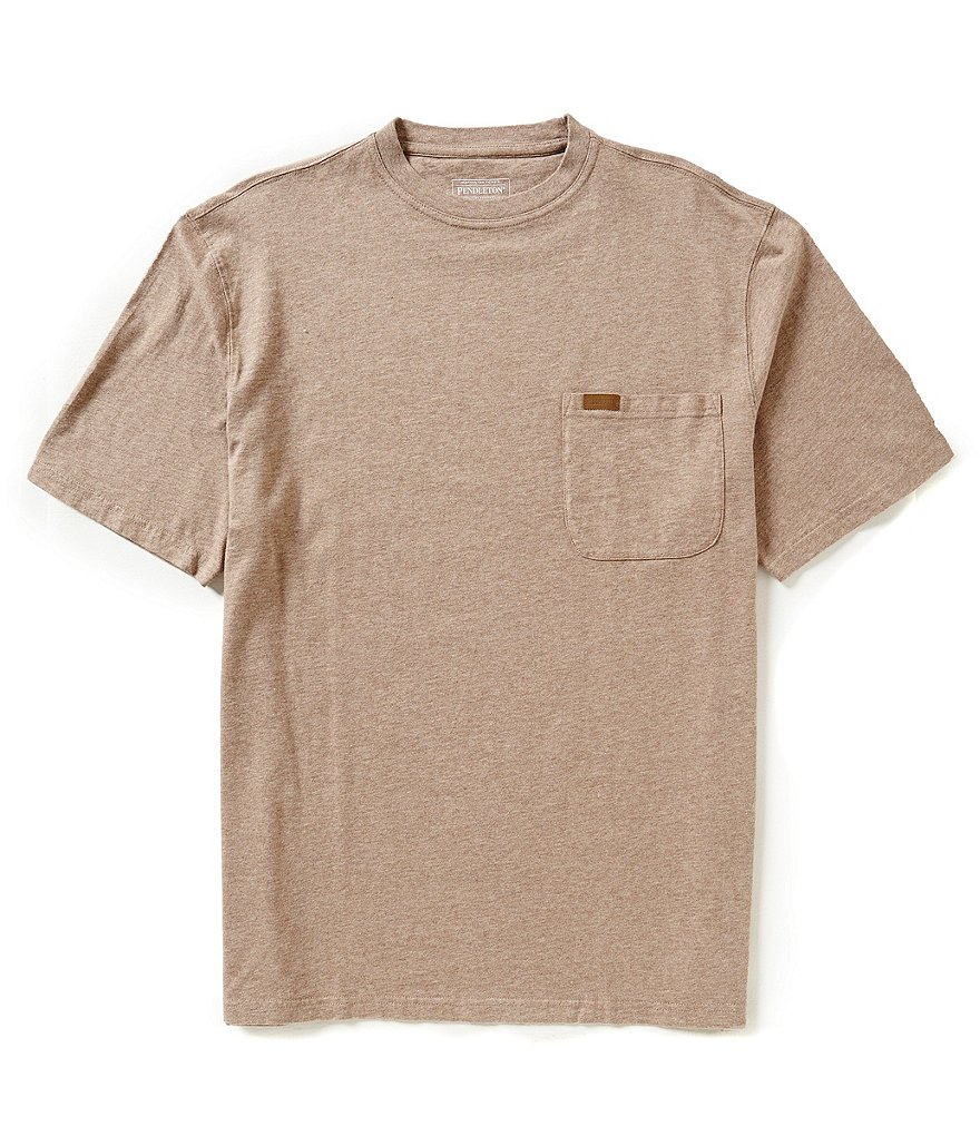 Pendleton Deschutes Short-Sleeve Pocketed Tee