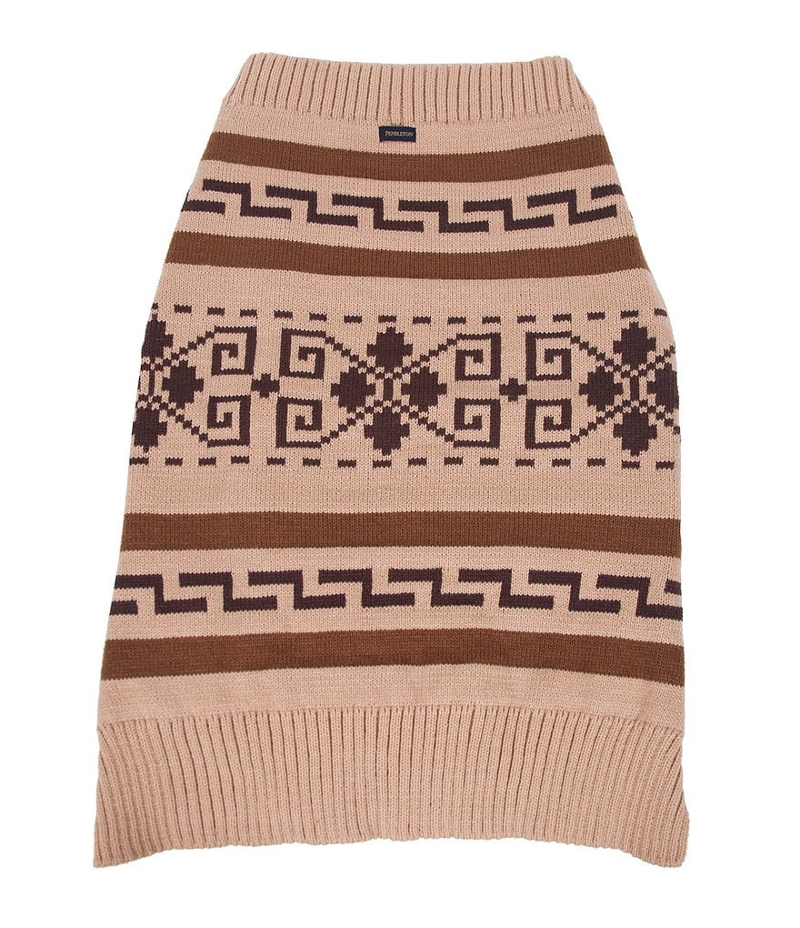 Pendleton Pet Classics Collection Westerly Dog Sweater