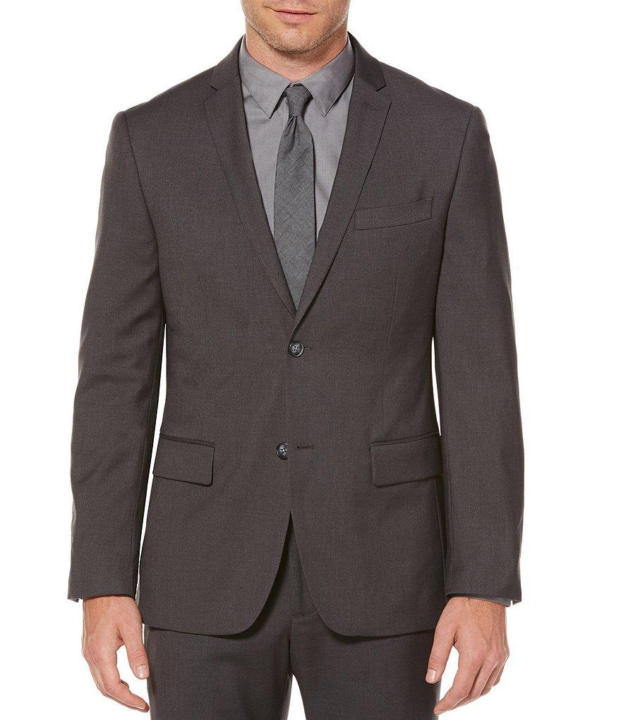 f2f499d122 Perry Ellis Slim-Fit Solid Suit Separates Jacket