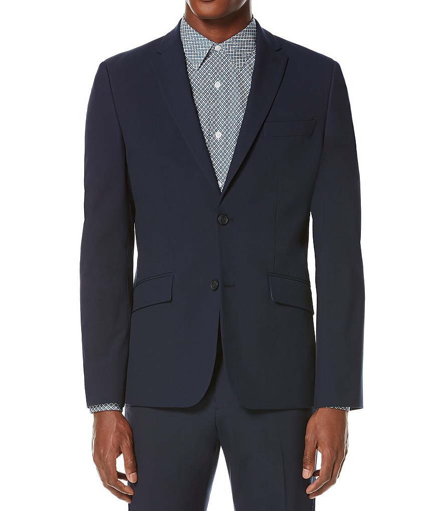 Perry Ellis Slim-Fit Washable Tech Jacket