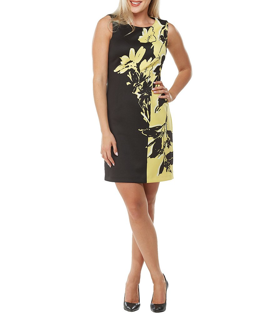 Peter Nygard Sloane Sleeveless Sheath Dress