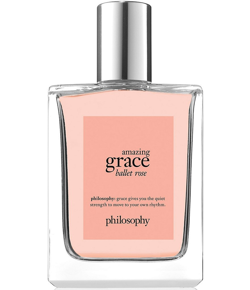 philosophy amazing grace ballet rose eau de toilette