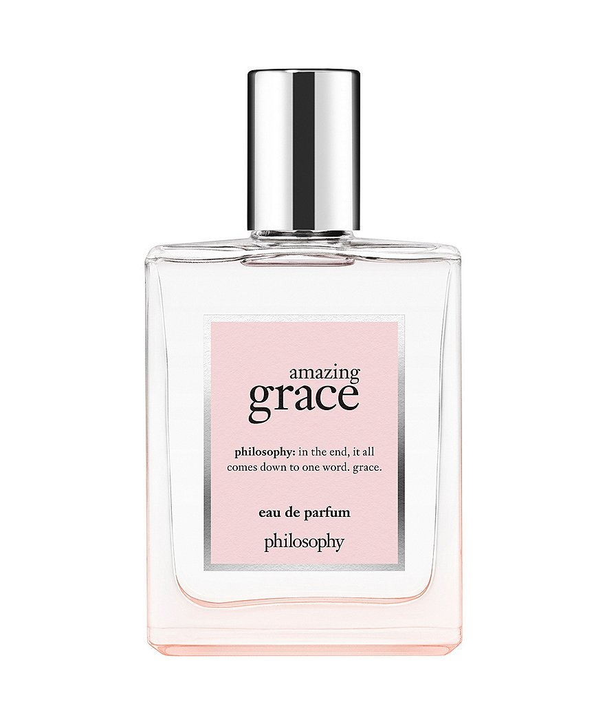 philosophy amazing grace eau de parfum spray
