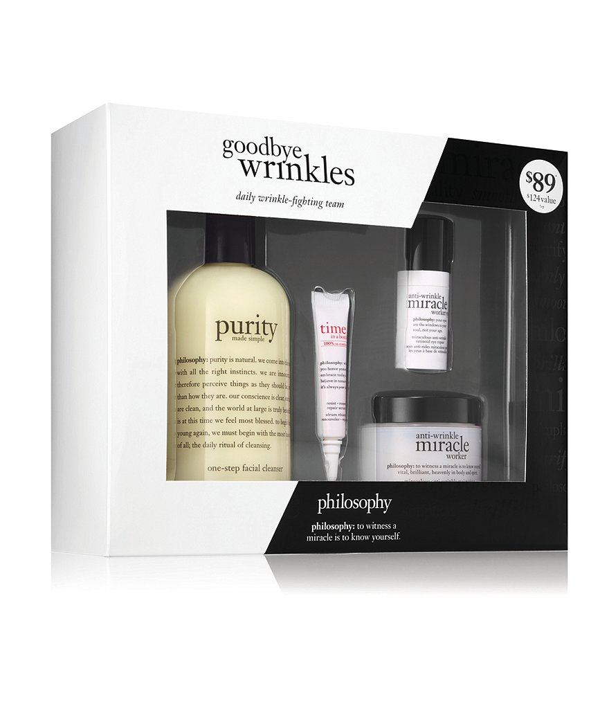 philosophy goodbye wrinkles set
