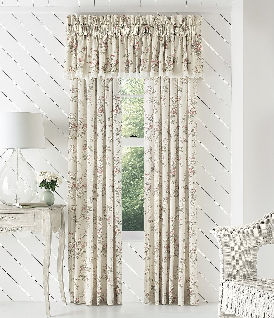 Piper & Wright Julia Floral Window Treatments