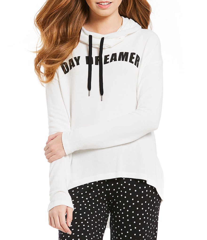 PJ Salvage Day Dreamer Hooded Sleep Top