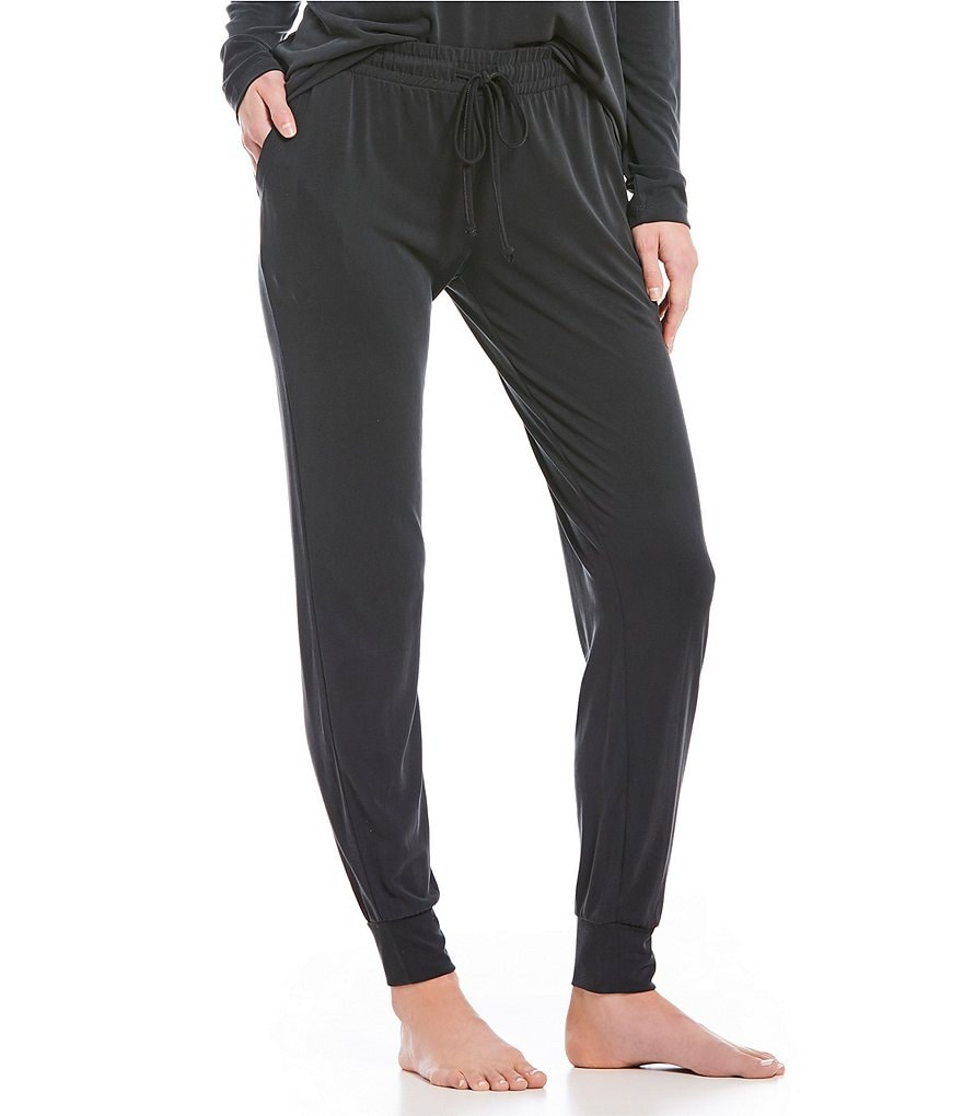 PJ Salvage Elevated Lounge Jersey Jogger Sleep Pants