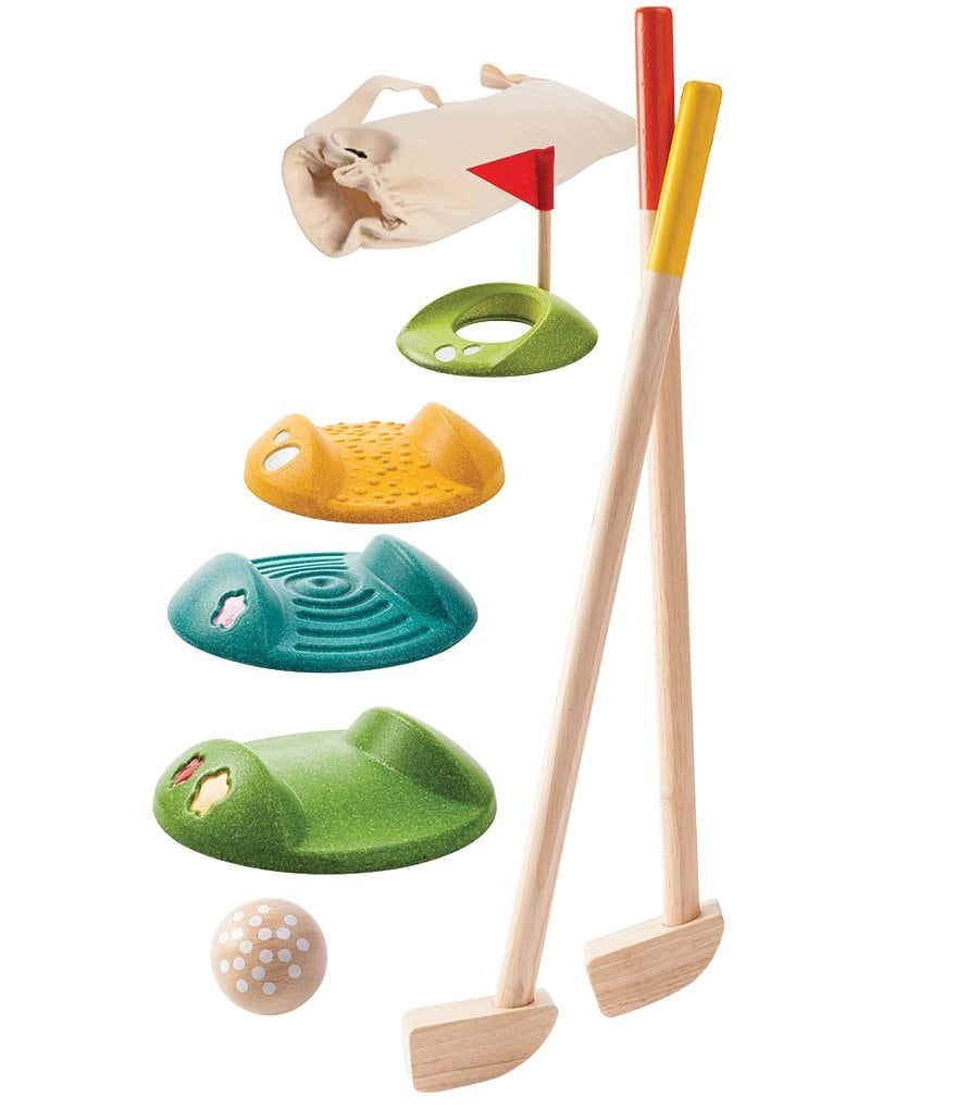 Plan Toys Mini Golf Set