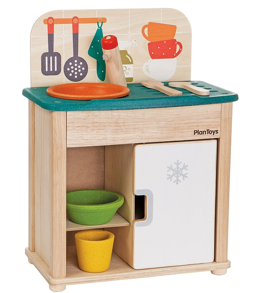 Plan Toys Toy Sink & Fridge