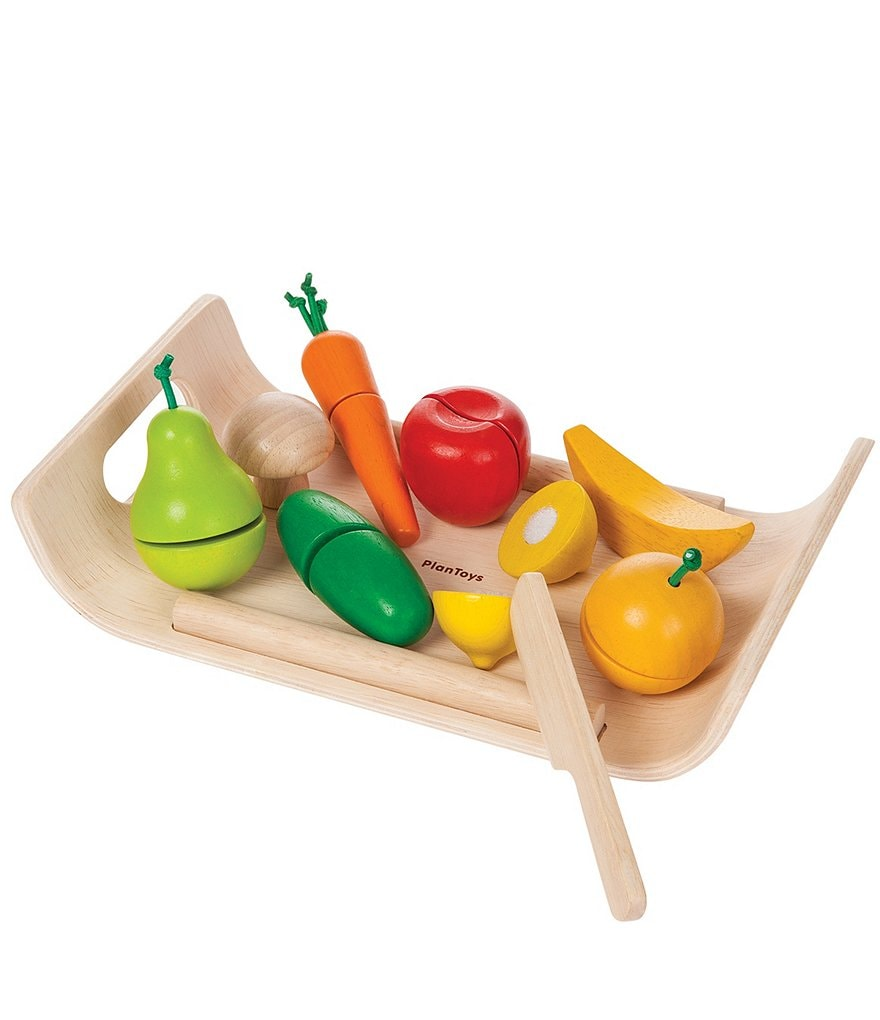 Plan Toys Wooden Fruits and Vegetables