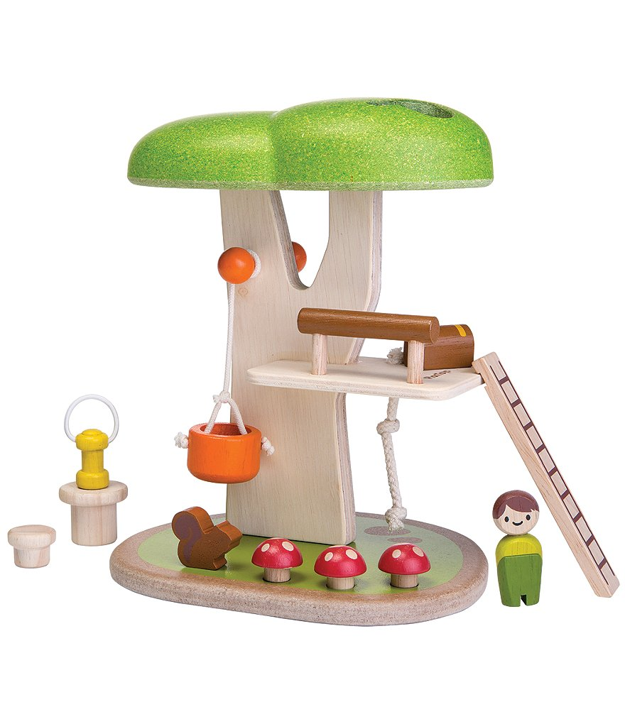 Plan Toys Wooden Tree House