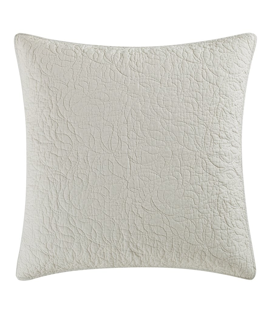 Poetic Wanderlust™ by Tracy Porter Gigi Quilted Sateen Euro Sham