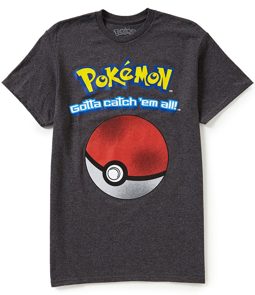 Pokémon Gotta Catch ´Em All Pokéball Graphic Tee