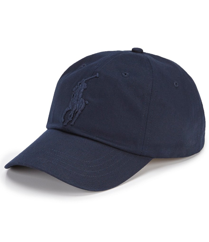 Polo Ralph Lauren Large Logo Athletic Twill Cap
