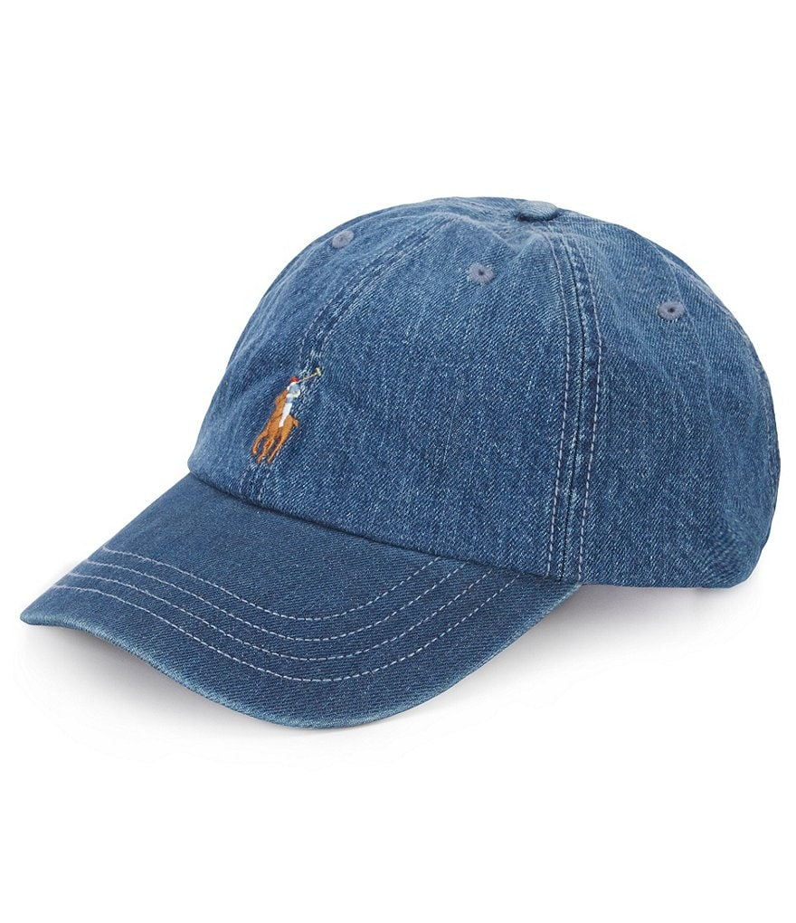 Polo Ralph Lauren Big & Tall Denim Sports Cap