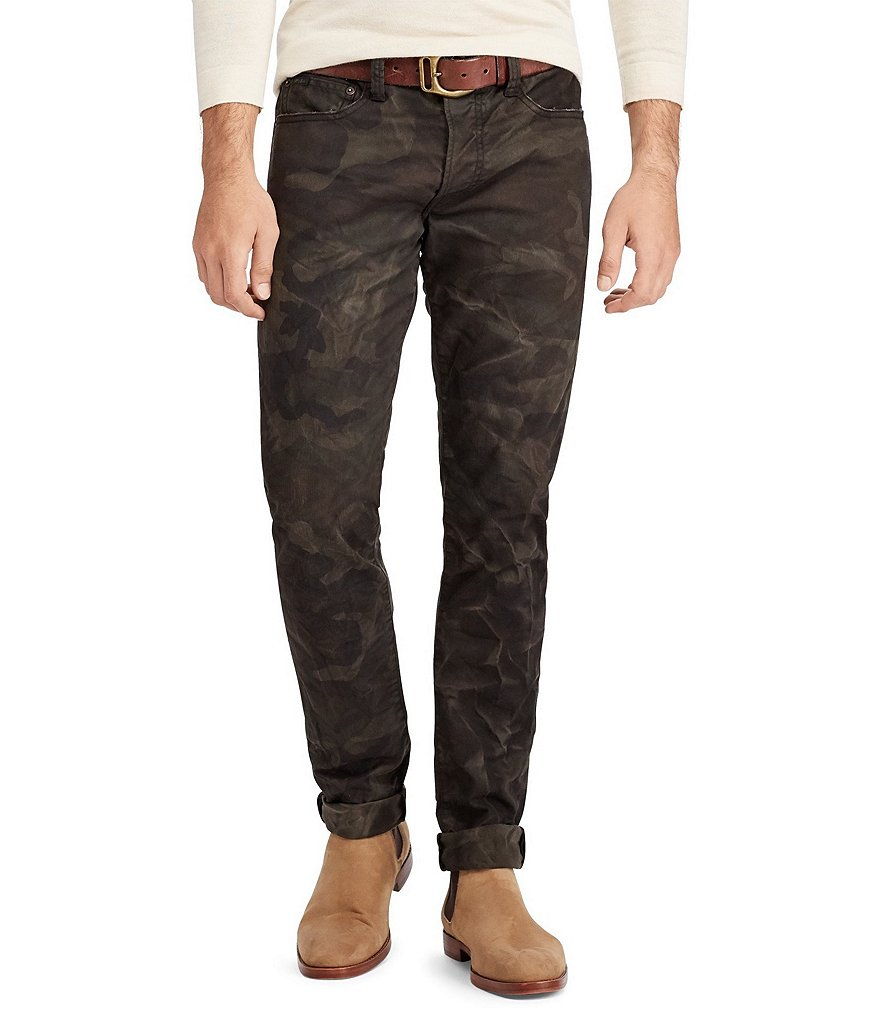 Polo Ralph Lauren Big & Tall Hampton Relaxed-Straight Stretch Jeans