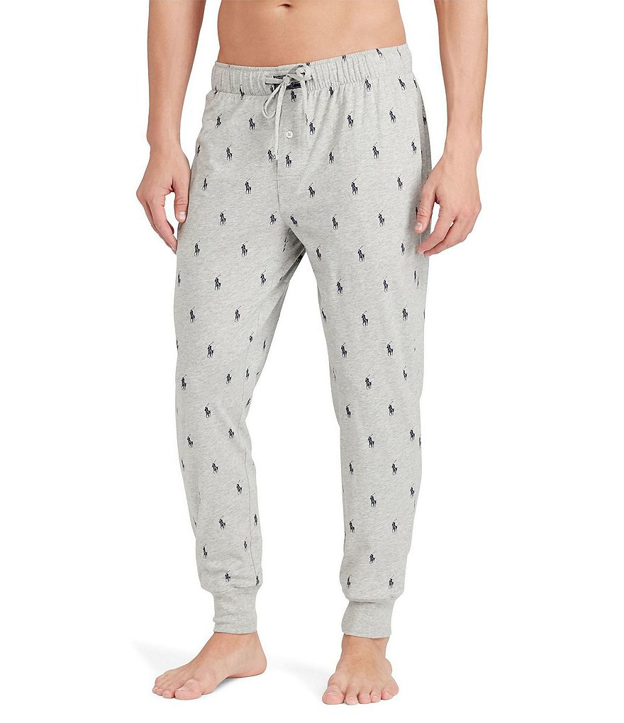 Polo Ralph Lauren Big Tall Pony Print Jogger Lounge Pants Dillard S