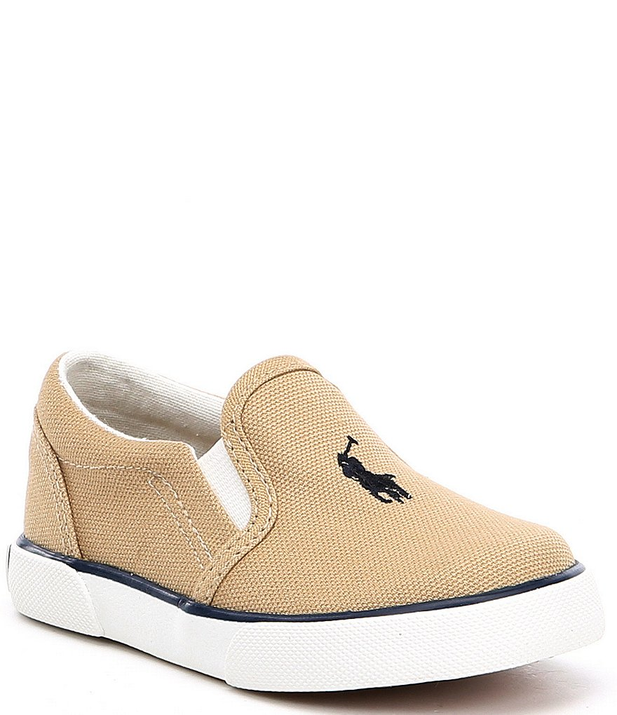 Polo Ralph Lauren Boys' Bal Harbour II Sneakers