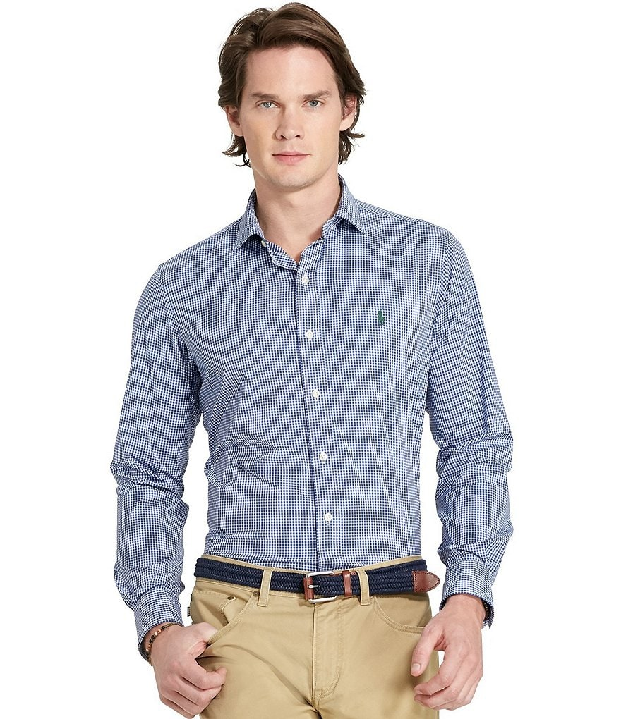 Polo Ralph Lauren Checked Stretch Performance Estate Shirt
