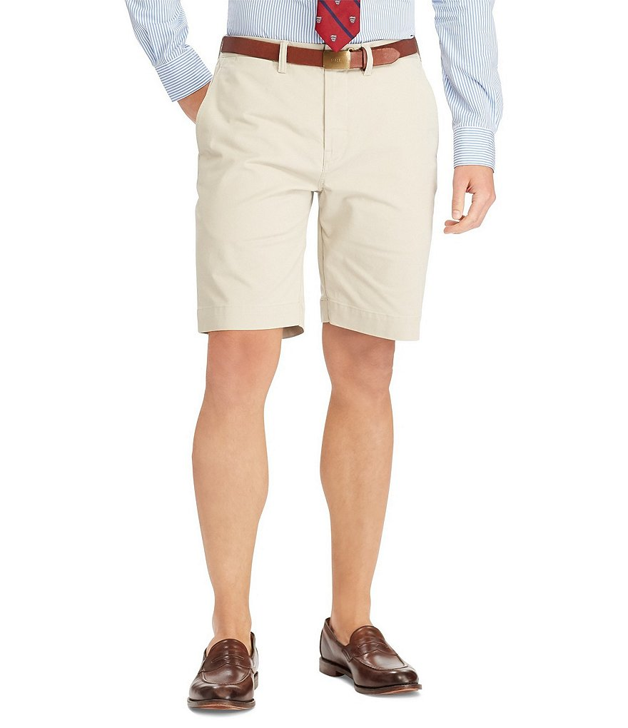 Polo Ralph Lauren Classic-Fit Stretch Twill Shorts