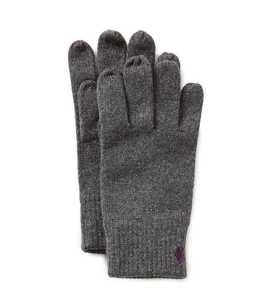 Polo Ralph Lauren Cotton Merino Touch Gloves