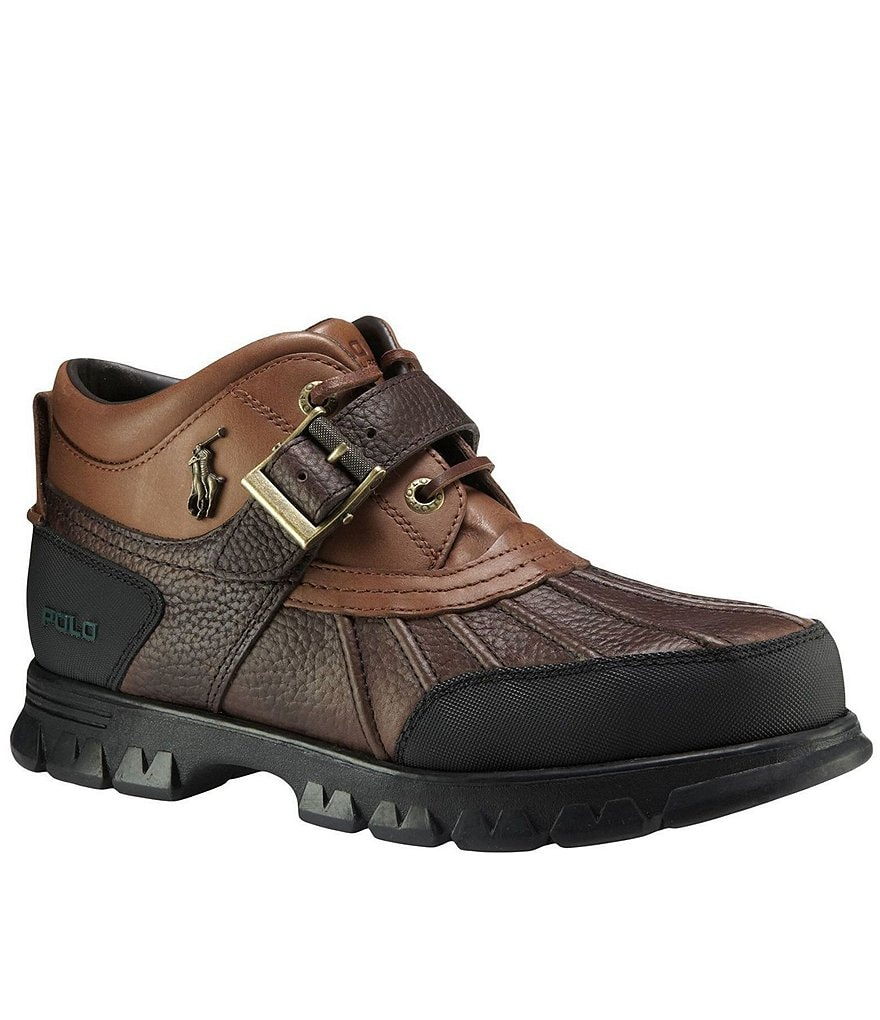 Polo Ralph Lauren Menu0027s Dover III Rugged Boots