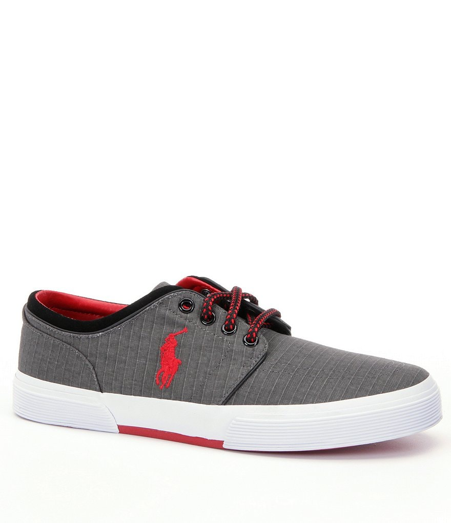 Polo Ralph Lauren Faxon Casual Sneakers