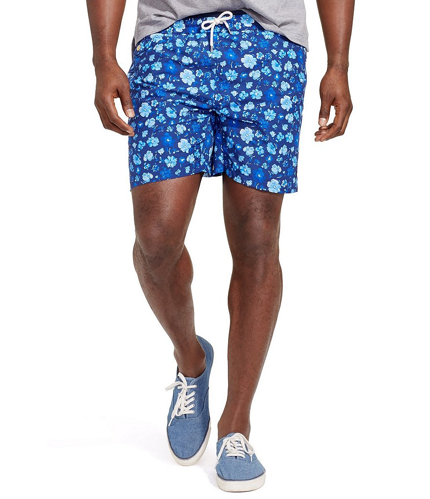 Polo Ralph Lauren Floral Traveler Swim Shorts