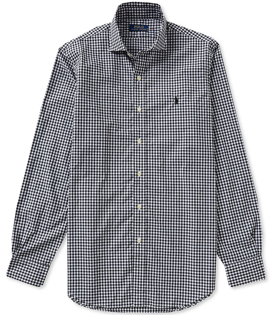 Polo Ralph Lauren Gingham Poplin Estate Shirt