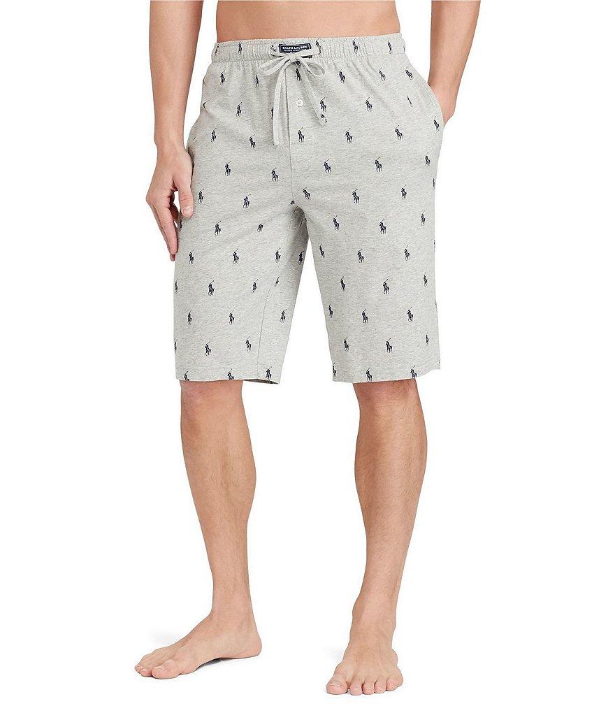 Polo Ralph Lauren Logo Jersey Pajama Shorts Dillard S
