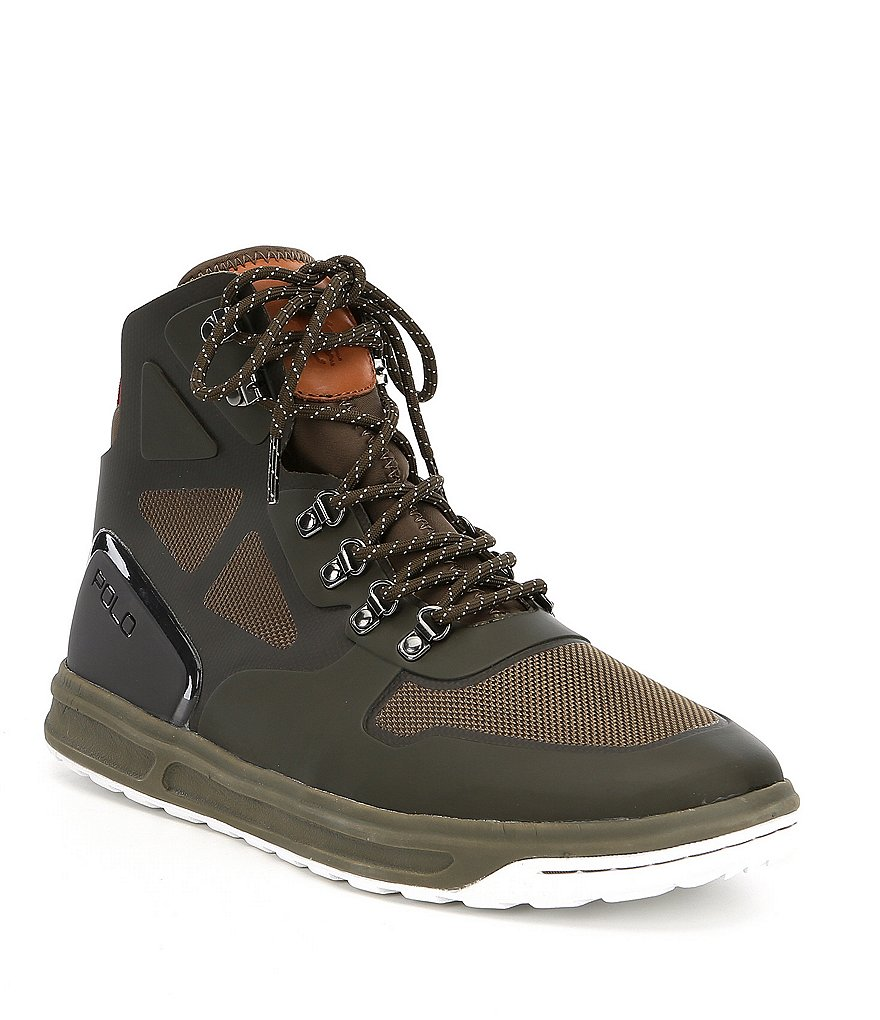 Polo Ralph Lauren Men's Alpine Sneaker Boots
