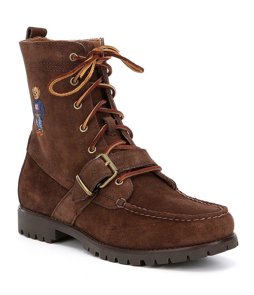 e4c7ce3df man clothing polo polo ralph lauren boots ranger strap