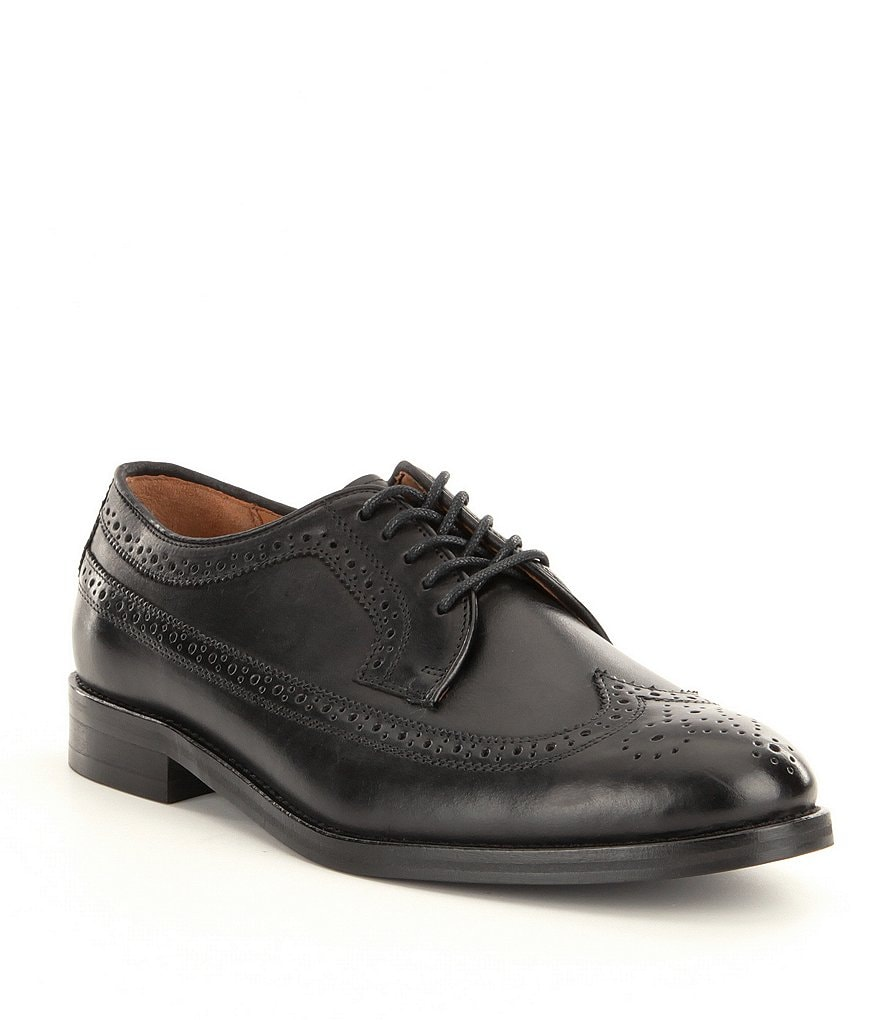 Polo Ralph Lauren Moseley Wingtip Oxfords